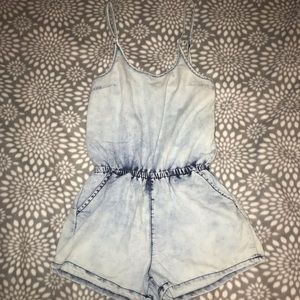 KG Colombian Premium Jeans Other - Denim Romper